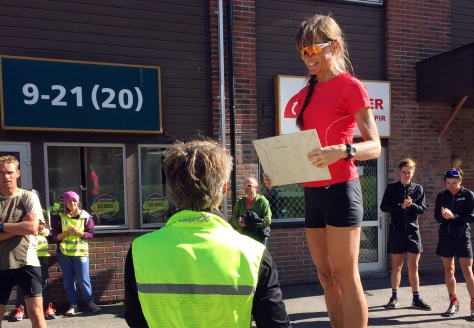 Kvinner triatlon